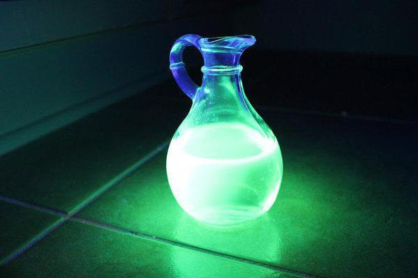 Неоновую жидкость в домашних условиях