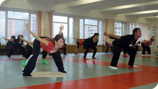 Звиад арабули утренняя гимнастика хаду для лица