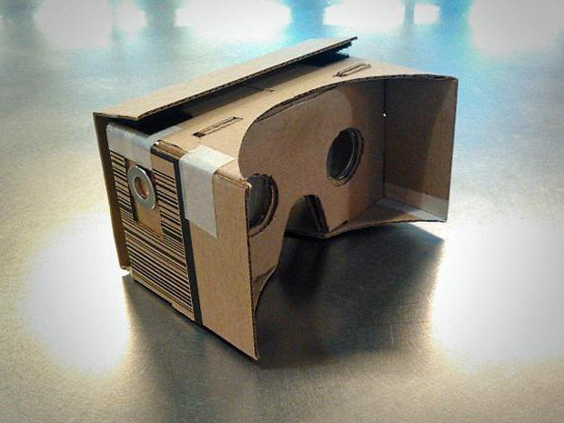 линзы для cardboard