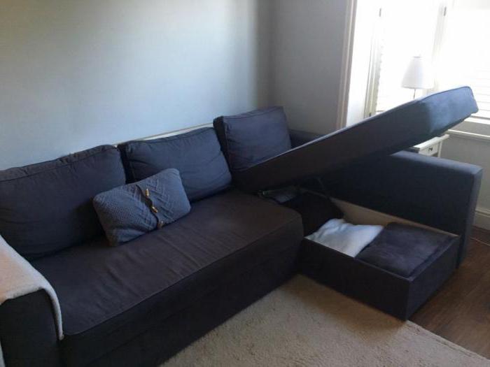угловой диван ИКЕА монстад отзывы