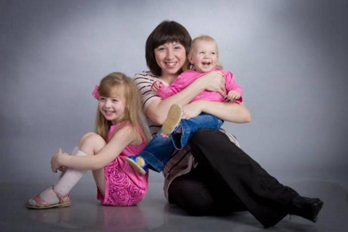 статусы про маму и двух дочек