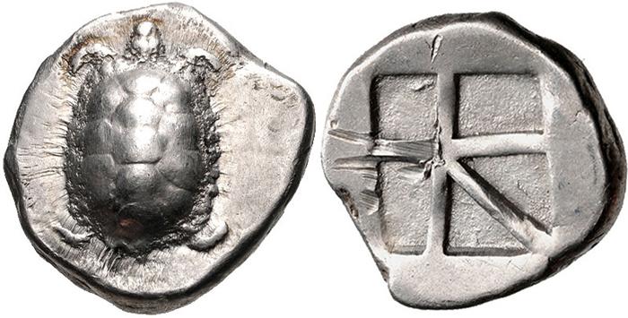 Греческая монета: современные и древние монеты, изображения, вес и их ценность
