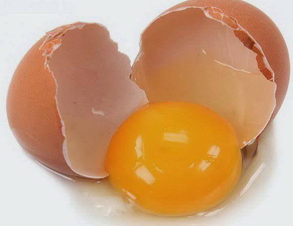 яйцо куриное бжу