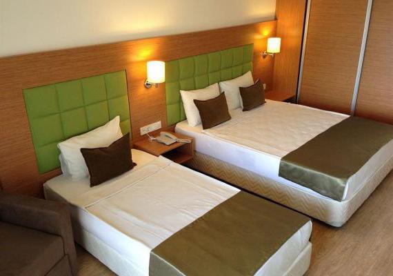 Отель Woxxie Hotel 4* (Турция/Бодрум/Тургутреис) - обзор, описание и отзывы туристов
