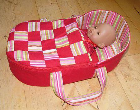 переноска для куклы