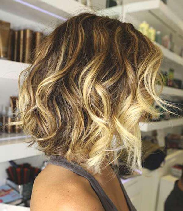 Как сделать пляжную волну на волосах
