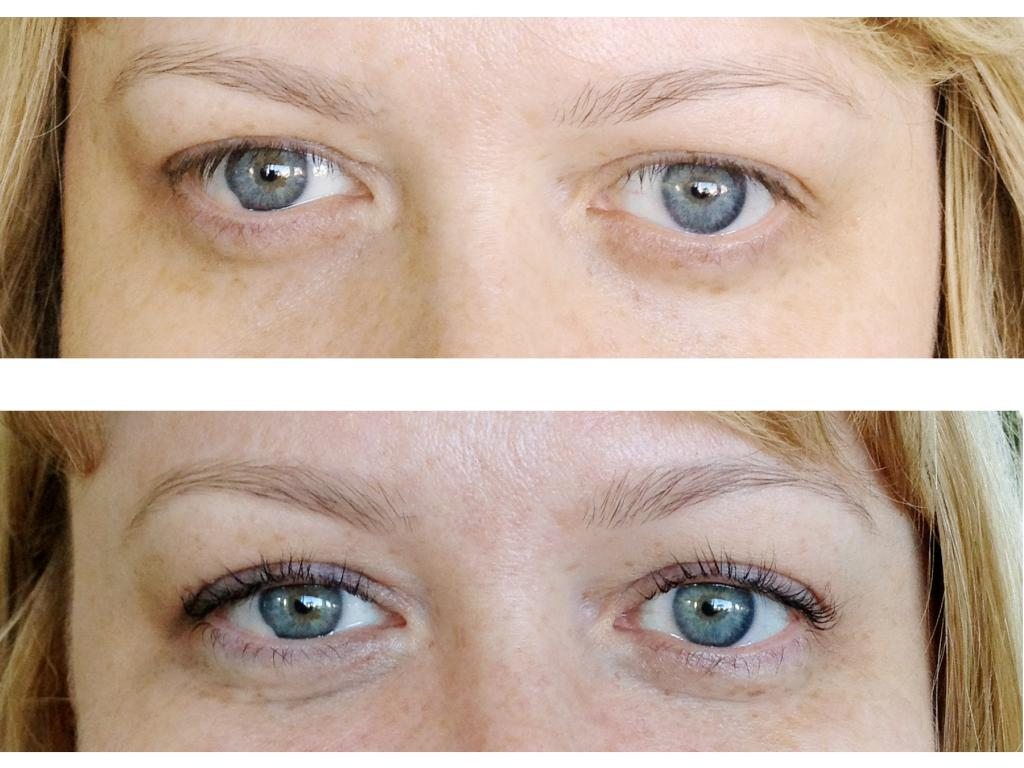 perm eyelashes