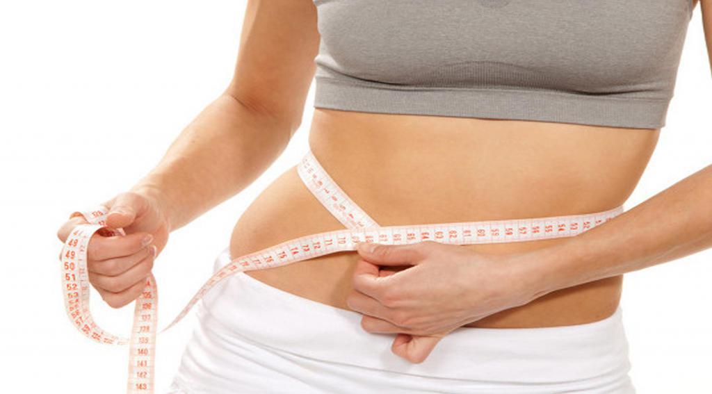 уменьшение объемов в талии после обертываний