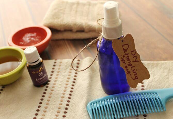 Спрей для волос своими руками: ингредиенты, особенности приготовления и применение