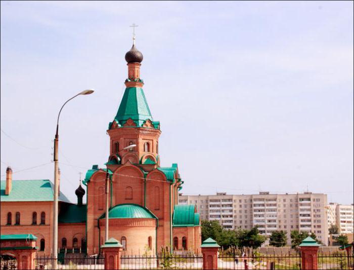 Достопримечательности Дзержинска Нижегородской области