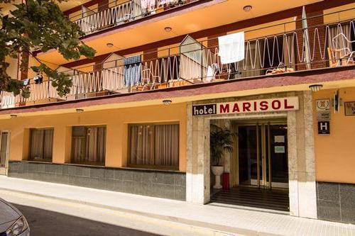 marisol отель испания