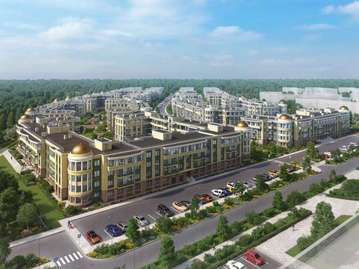 Недвижимость в Сертолово: новостройки