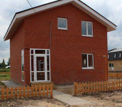 Проект №80 Компактный дачный дом с верандой 56 м