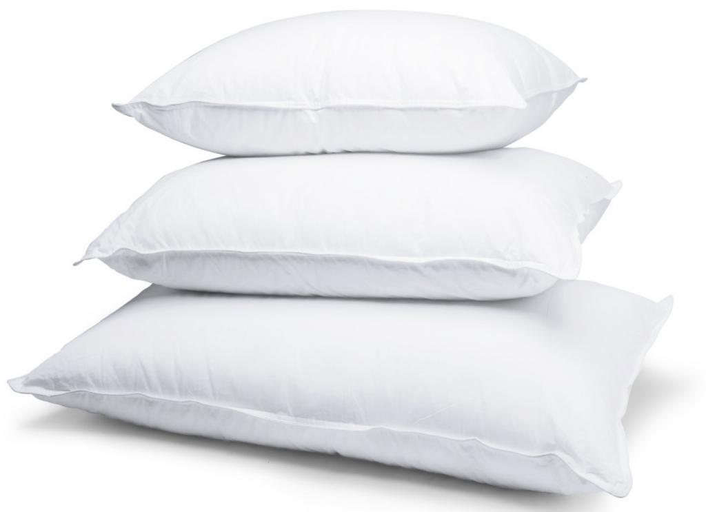 dry cleaning feather pillows at home