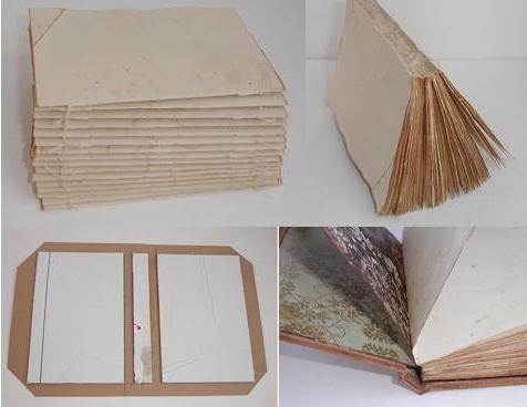 Блокнот своими руками: 61 фото и пошаговые инструкции по