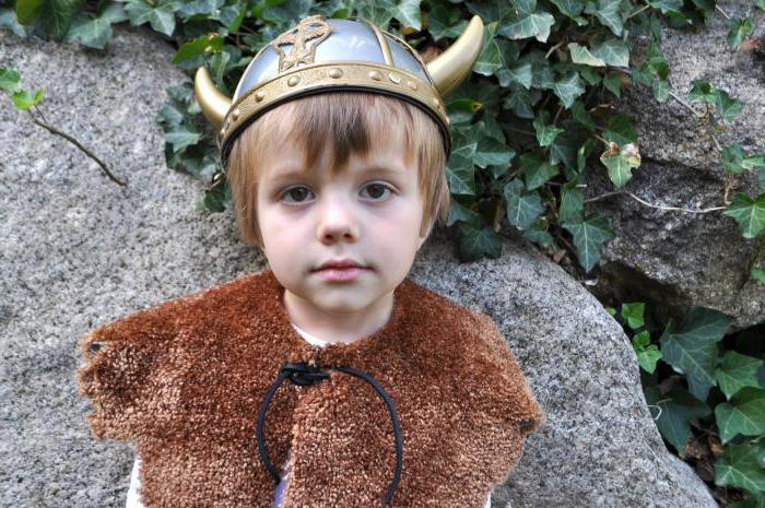 Шлем викинга своими руками