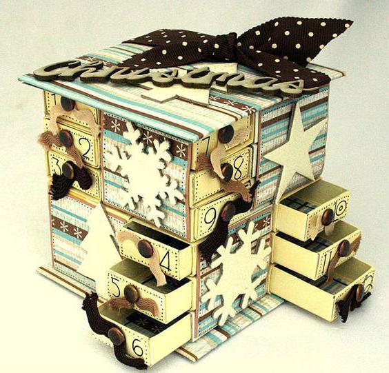 как сделать коробочку для мелочей своими руками