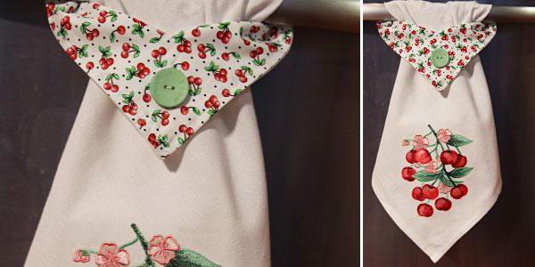 Вышивка на полотенце: схемы, идеи, пошаговая инструкция выполнения