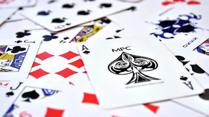 Самое сексуальная игра в карты