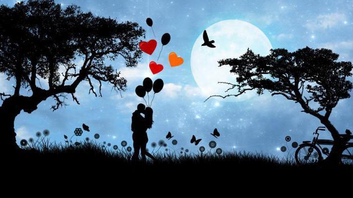 Новые и классические короткие признания в любви