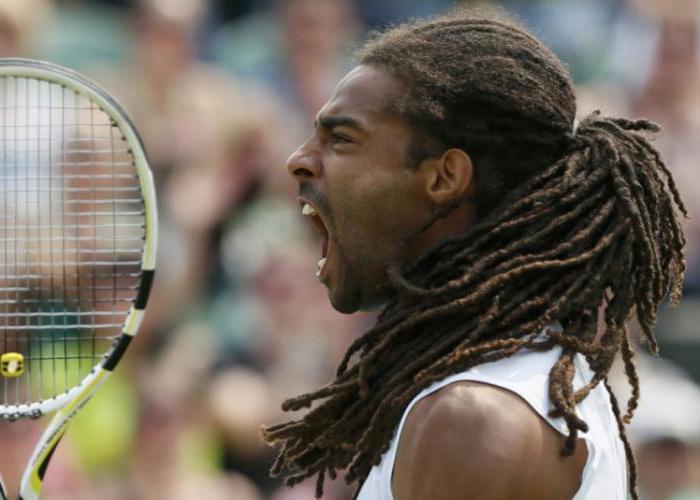 Теннисист Дастин Браун. Биография, достижения, интересные факты