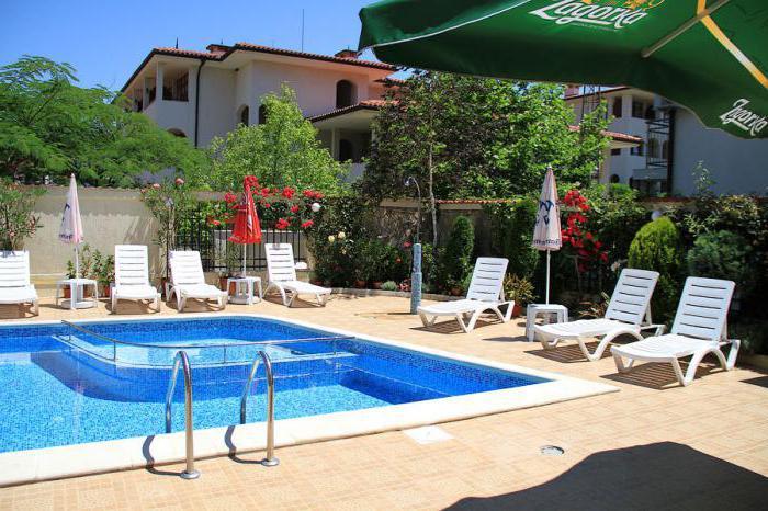 Family Hotel Breza 3* солнечный берег