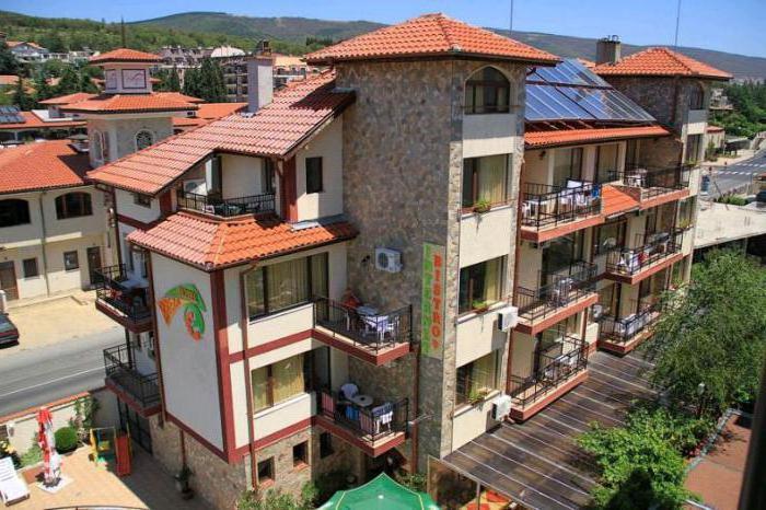Family Hotel Breza 3*
