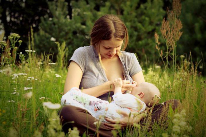 какие лекарства принимать при простуде кормящей маме