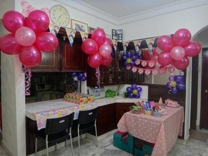 сюрприз на день рождения ребенку