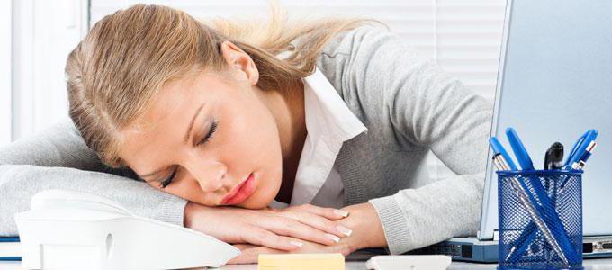 как побороть сон на рабочем месте