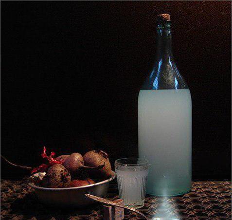 самогон из вина в домашних условиях