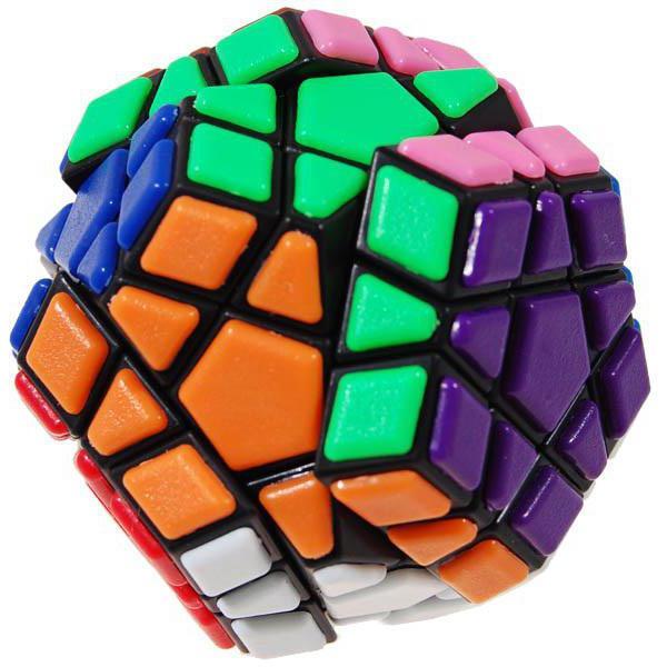 """""""Мегаминкс"""": как собрать необычный кубик?"""