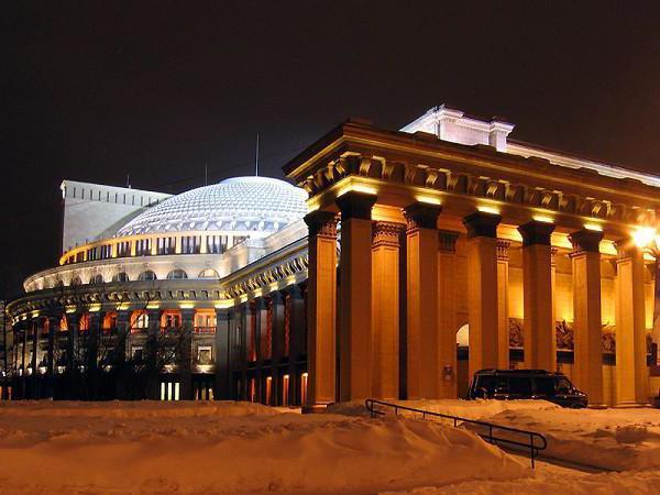 оперные театры мира список