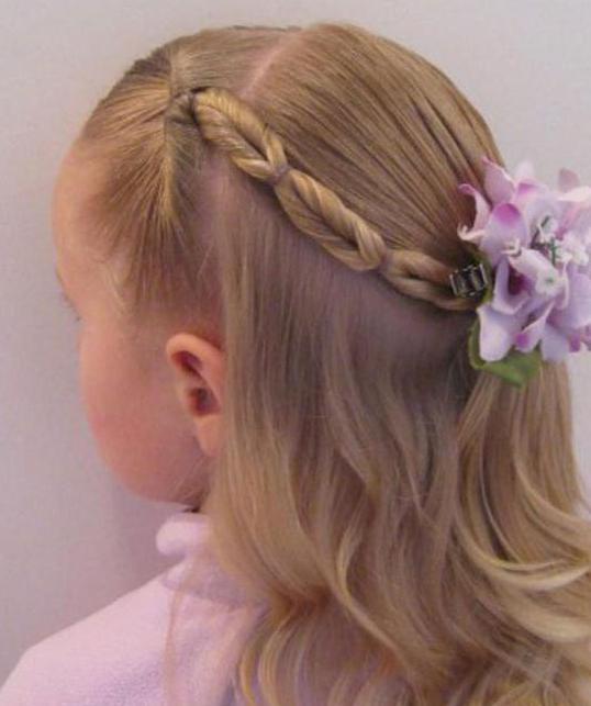 прически на средние волосы фото пошагово