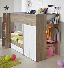 детская двухъярусная кровать размеры стандарт