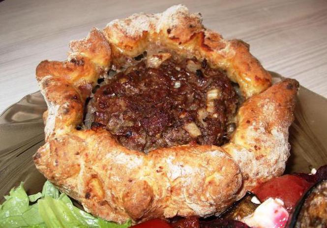 Жареные беляши с мясом рецепт с фото