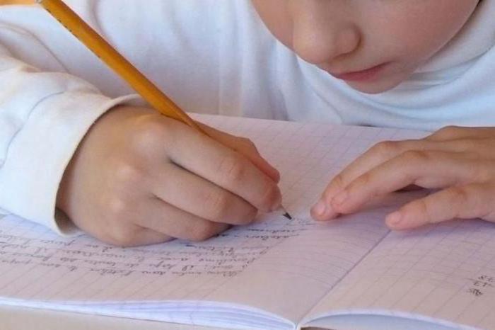 как научить ребенка писать диктанты без ошибок за короткий срок