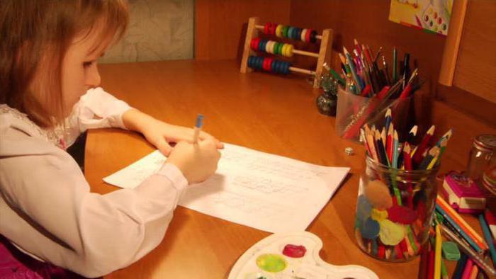 как научить ребенка писать диктанты без ошибок