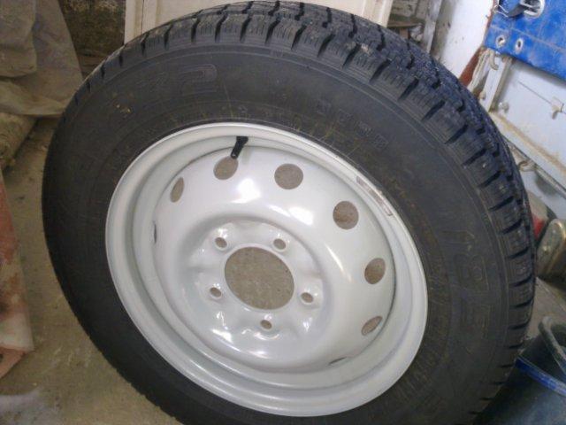 размер колес на ниву 2121 без резки арок