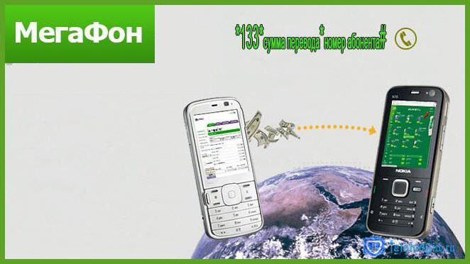 Как сделать мобильный перевод с мегафон на мегафон