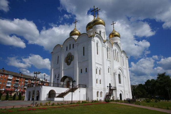 брянск троицкий собор