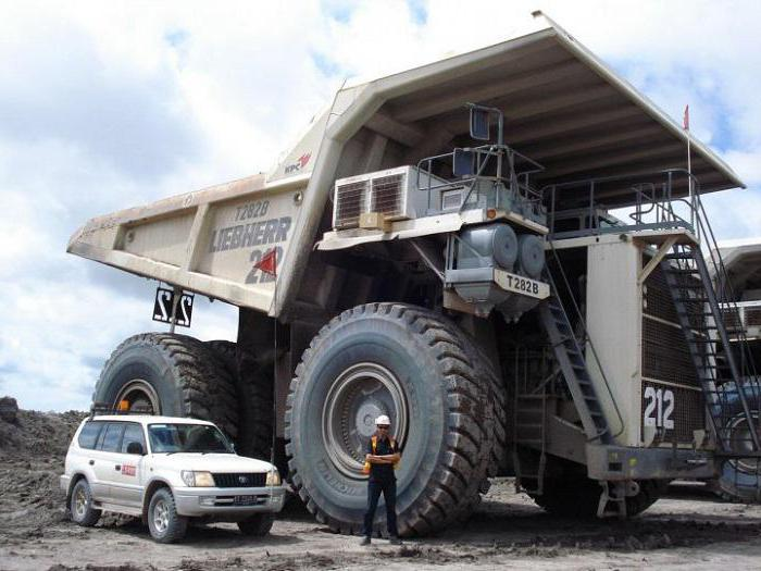 Фото больших машин с описанием цены