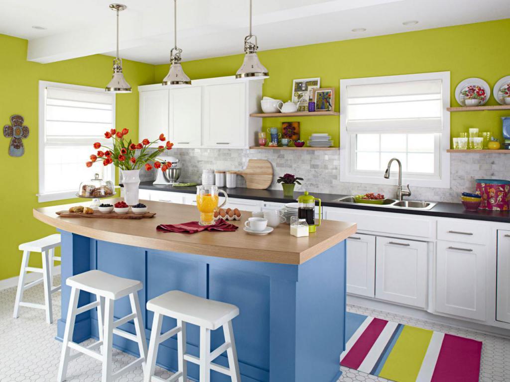 Картинки кухонной комнаты