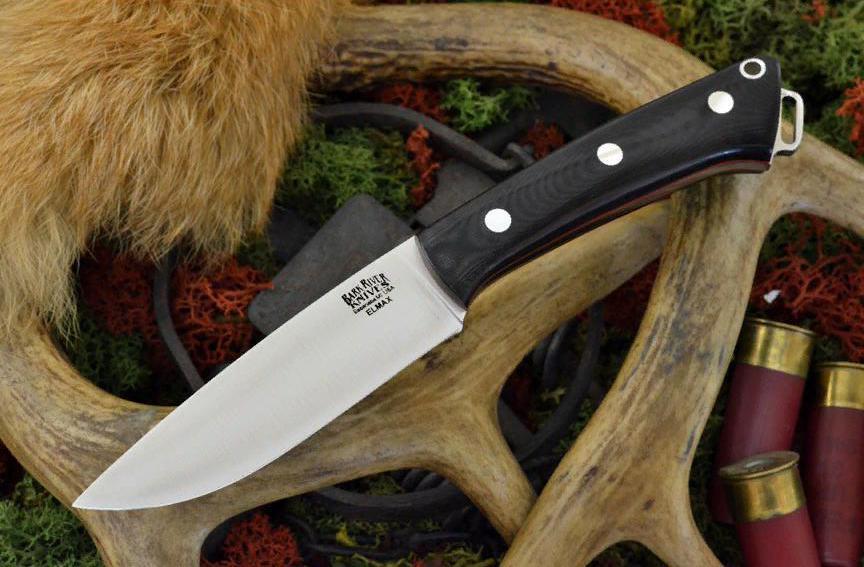 нож из порошковой стали