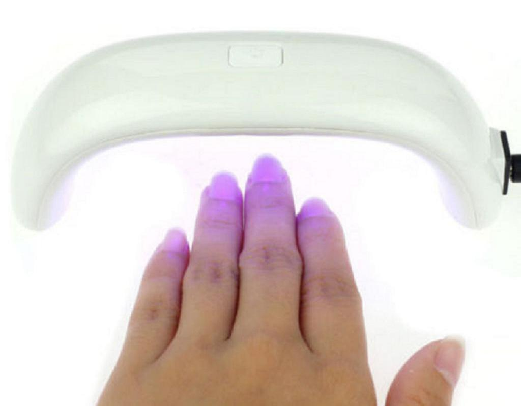 Biogel extension at home