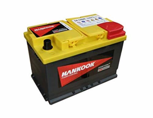 аккумулятор автомобильный hankook отзывы