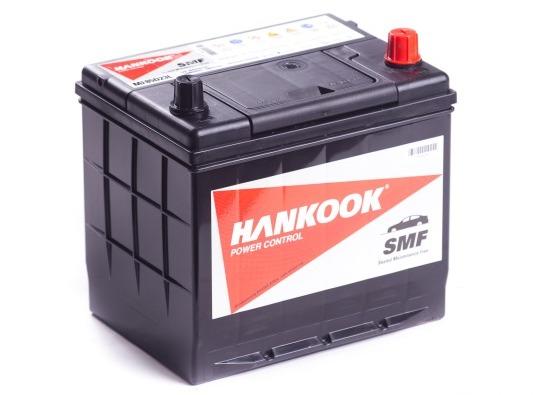 аккумулятор hankook 75d23l отзывы