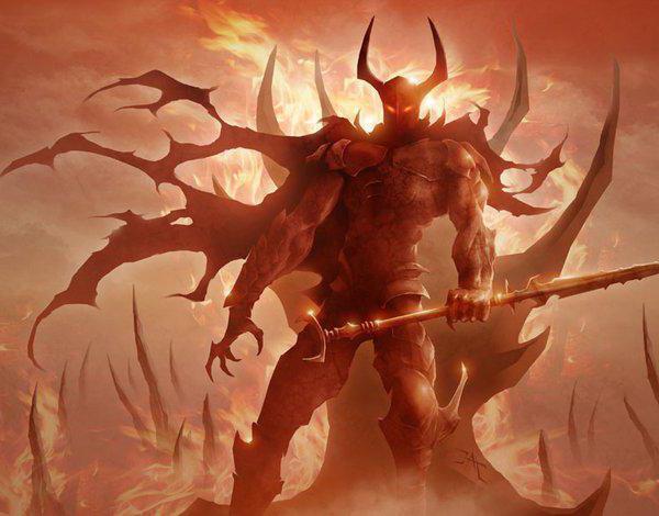 вельзевул демон фото