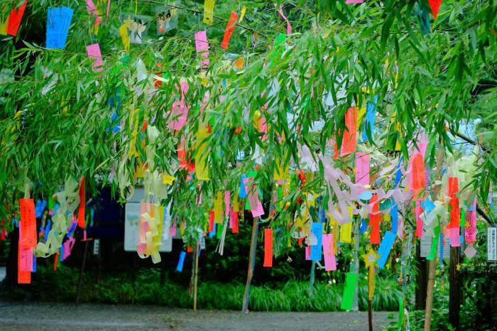 праздники древней японии