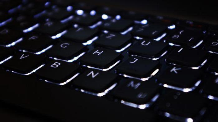 комбинации клавиш на клавиатуре ноутбука